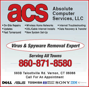 Absolute Computer Services: Certifications, Repairs & Services